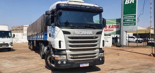 Imagem 1 de 8 de Scania R440