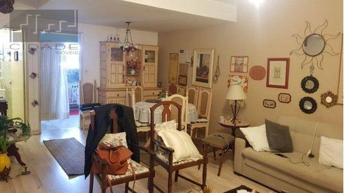 Imagem 1 de 10 de Sobrado Com 3 Dormitórios À Venda, 171 M² Por R$ 380.000,00 - Vila Oliveira - Mogi Das Cruzes/sp - So0040