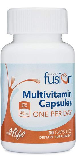 Multivitamina Bariátrica 1 Al Día. Pacientes Post Cirugía