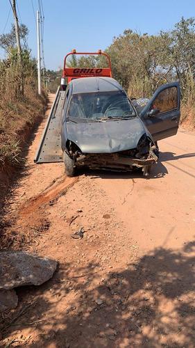 Imagem 1 de 5 de Renault Clio 2009 1.0 16v Campus Hi-flex 5p