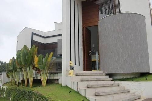 Casa Com 4 Dormitórios À Venda, 675 M² Por R$ 5.250.000,00 - Centro Comercial Jubran - Barueri/sp - Ca0675