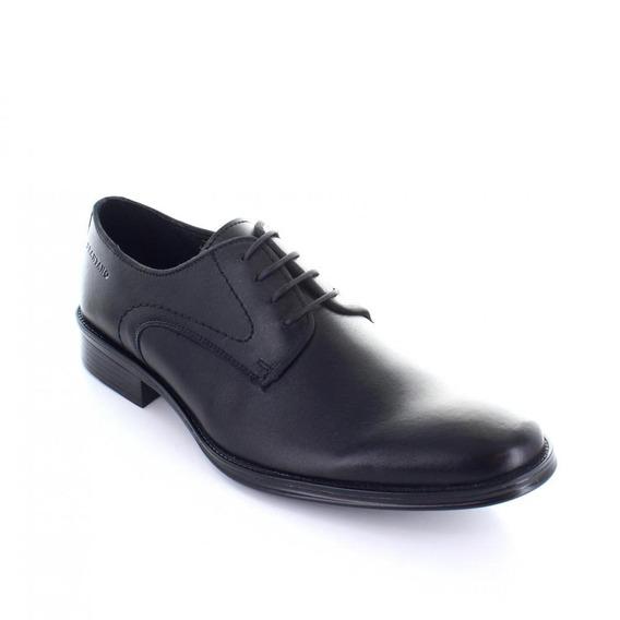 Zapato Para Hombre Brantano 8800-047254 Color Negro