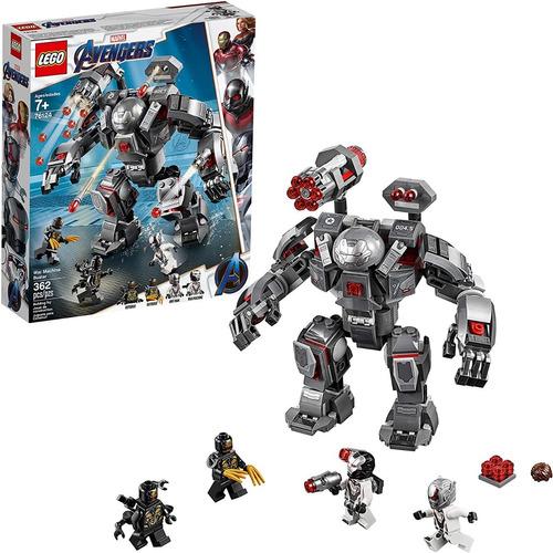Lego Marvel Los Vengadores Maquina De Guerra ( 362 Piezas)