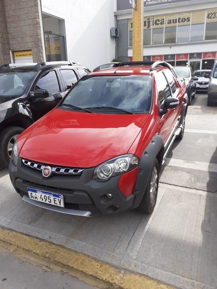 Fiat Strada Adventure Dc Loker