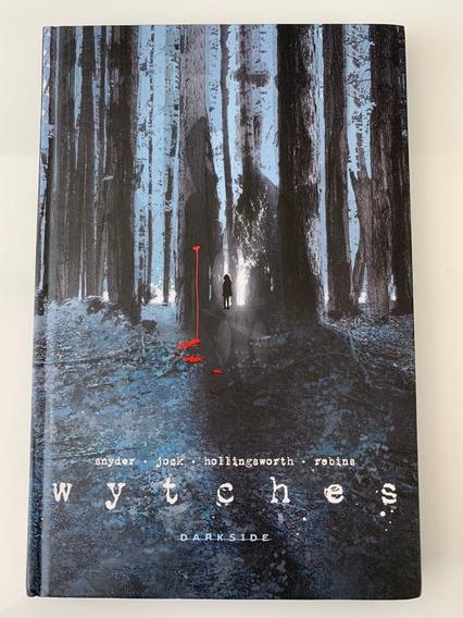 Livro Wytches - Scott Snyder - Darkside