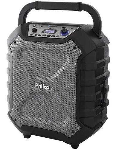 Caixa Acústica Philco Pcx6000 Com Conexão Bluetooth Bivolt
