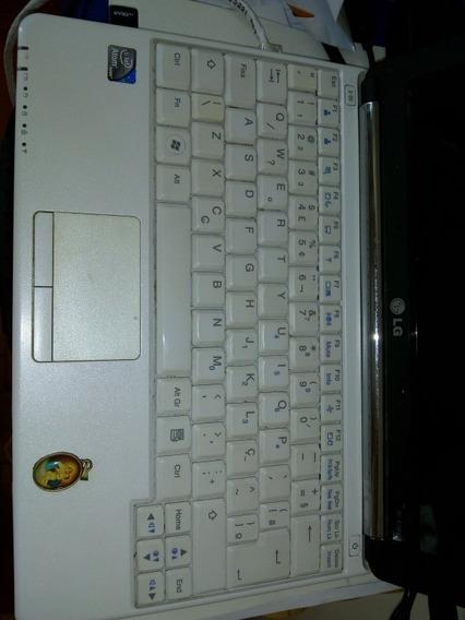 Netbook Lg 130 Usadado. Funciona Plugado. 350,00.