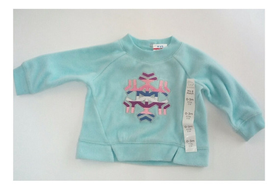 Sweater Bebé Niña 0-3 Meses Koala Kids Toys-r-us Tela Polar