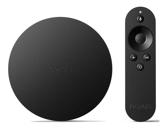 Asus Nexus Player Tv Streaming Android Google Chromecast 4k