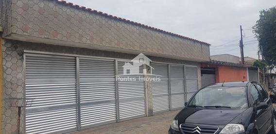 Casa Térrea 3 Quarto(s) Para Venda No Bairro Jardim Stella Em Santo André - Sp - Cas313