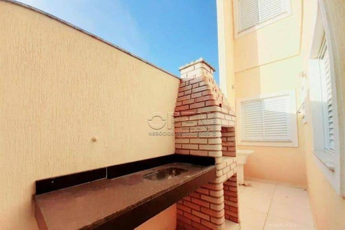 Apartamento Com 3 Dormitórios À Venda, 80 M² Por R$ 430.000,00 - Santa Maria - Santo André/sp - Ap12217