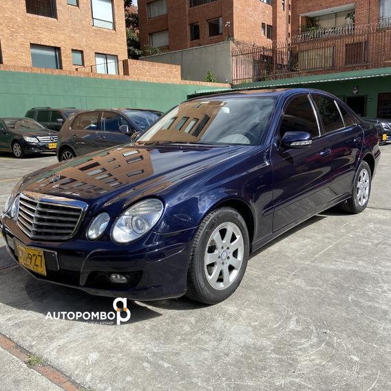 Mercedes Benz E200 K