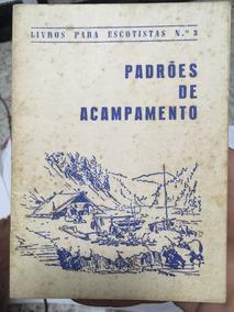 Livro Padrões De Acampamento Para Escotistas N 3