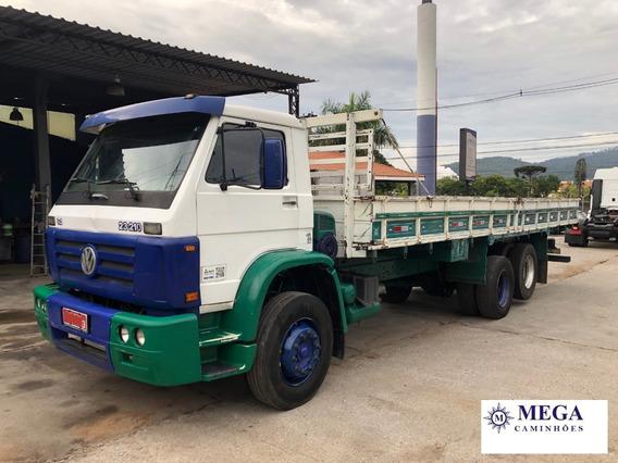 Vw 23210 Truck Carroceria 8m - Unico Dono