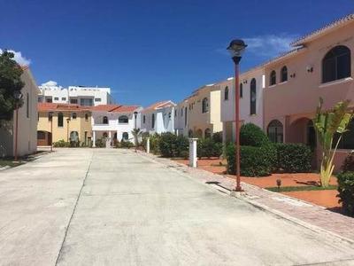 Casa Renta 3 Rec Seguridad, Alberca Marbella Playa Del Carmen