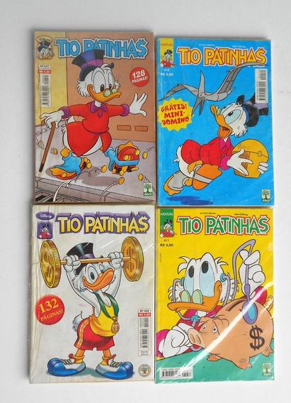 Tio Patinhas - 410/411/422/447 - F(392)