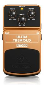 Pedal Para Guitarra Ultra Tremolo Ut300 Behringer