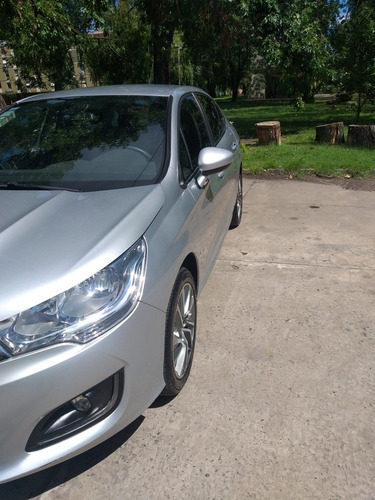 Citroën C4 Lounge 2016 1.6 Thp 165 Feel