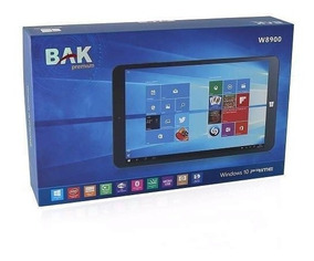 Driver Tablet Bak W8900