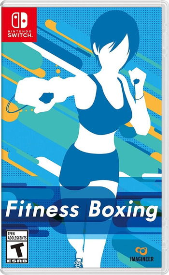 ..:: Fitness Boxing ::.. Nintendo Switch Game Center