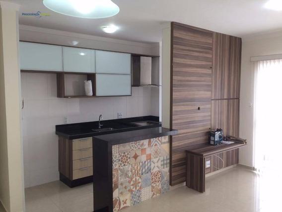 Apartamento Com 2 Dormitórios À Venda, 61 M² Por R$ 330.000,00 - Higienópolis - São José Do Rio Preto/sp - Ap6801