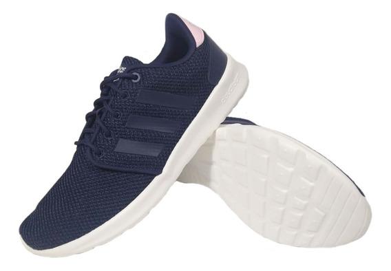 Zapatillas adidas Qt Racer Mujer Running Ee8091 Eezap