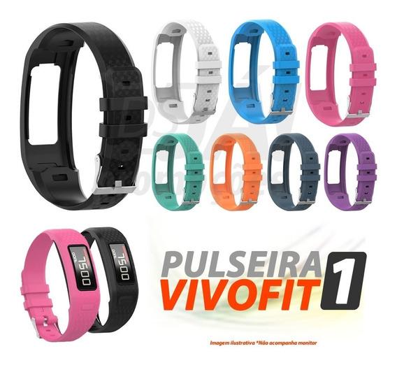 Pulseira Garmin Vivofit 1 Cores - Super Promoção Top Top