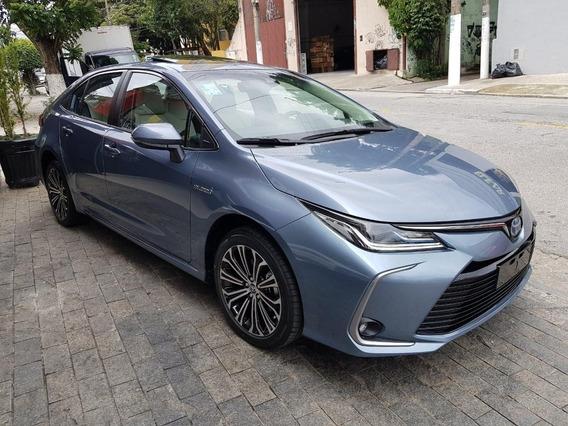 Toyota Corolla Altis Premium 1.8 Vvt-i Hybrid Flex Cvt 2021