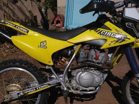 Yamaha Dt 200 Com Motor Honda Titan 150cc