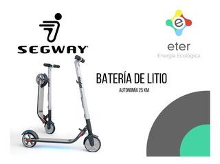 Segway Ninebot Es2 Monopatin Eléctrico Pilar