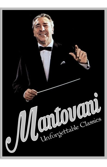 Mantovani And Orchestra (box Set)