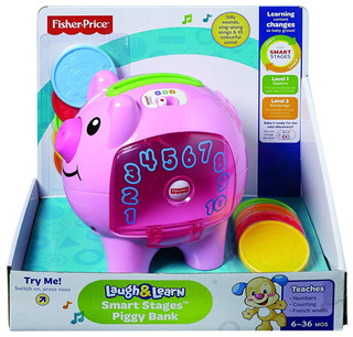 Fisher Price Laugh N Learn Piggy Bank De Fisher Price