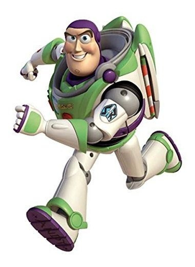 York Wallcoverings Rmk1431gm Roommates Toy Story Buzz Gigant