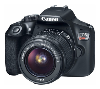 Camara Canon Eos Rebel T6 Kit 18-55mm Wifi 18mp Full Hd.