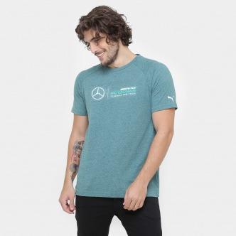 Camiseta Styfr Mamgp Logo Tee - Verde