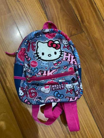 Mini Mochila Hello Kitty Importada