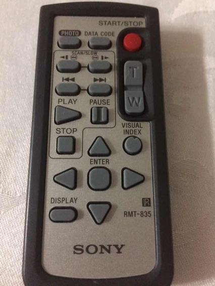 Controle Remoto Sony Photo Frame Rmt-835 Em Magnífico Estado