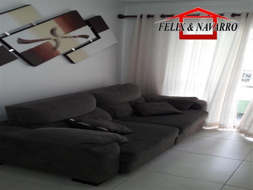 Imagem 1 de 13 de Apartamento - Vila Amélia - 1029