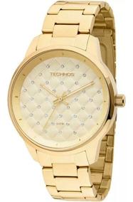 Relógio Feminino Technos Dourado Fashion Trend 2035mbw/4x