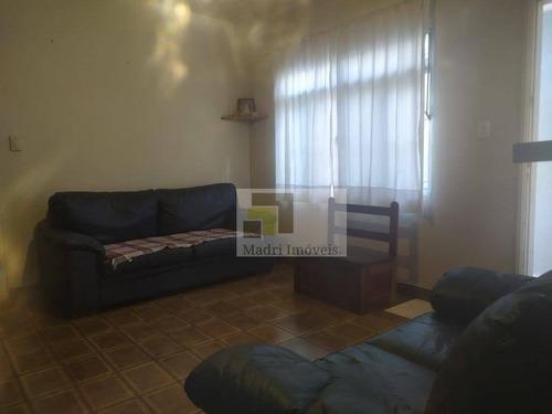 Casa Com 3 Dormitórios À Venda, 146 M² Por R$ 800.000 - Vila Leopoldina - São Paulo/sp - Ca0135