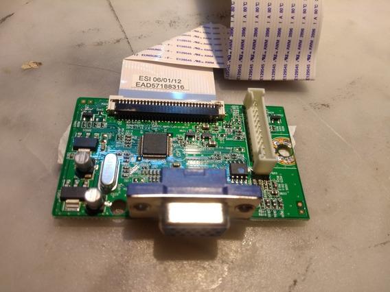 Main Monitor Lg E1941s