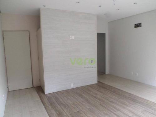 Imagem 1 de 11 de Sala Comercial Para Locação, Vila Santa Catarina, Americana. - Sa0004