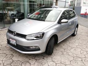 Volkswagen Polo 2017 5p Tsi L4/1.2/t Aut