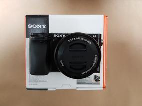 Camera Sony A6000 Kit 16-50mm 3.5-5.6 Oss Com Nota