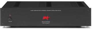Amplificador Aat Pm-3 3 Canais 210w Rms Bi-volt