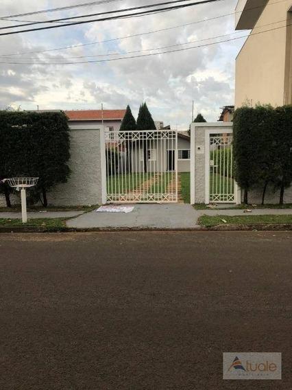 Casa Com 2 Dormitórios À Venda, 70 M² - Jardim Macarenko - Sumaré/sp - Ca6396