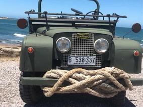 Land Rover 1956 Serie 1