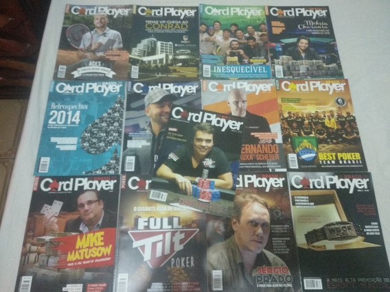 Revistas Card Play