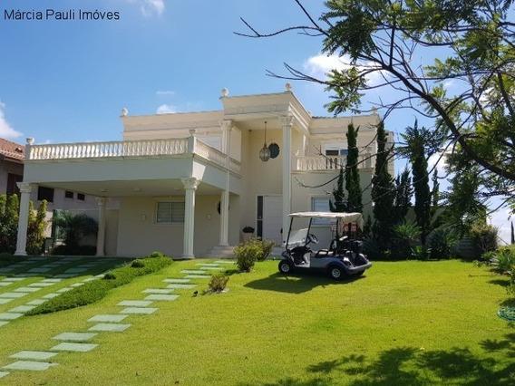 Casa No Condomínio Portal Golf Club - Cabreúva. - Ca03378 - 68145069