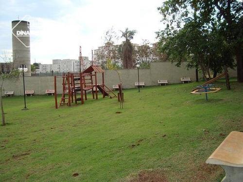 Apartamento Com 2 Dormitórios Para Alugar, 46 M² Por R$ 700/mês - Sumarezinho - Ribeirão Preto/sp - Ap2704